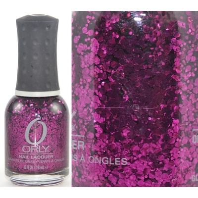 ORLY - Vernis Ongles Collection Flash Glam FX - RIDICULOUSLY REGAL