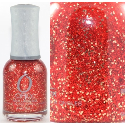 ORLY - Vernis Ongles Collection Naughty Or Nice - DEVIL MAY CARE