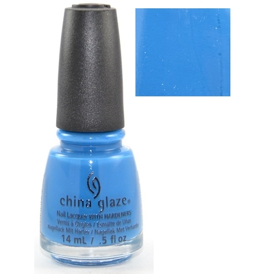 CHINA GLAZE - Vernis à Ongles Collection Road Trip - LICENSE & REGISTRATION PLS