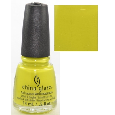 CHINA GLAZE - Vernis à Ongles Collection Road Trip - TRIP OF A LIME TIME