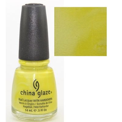 CHINA GLAZE - Vernis à Ongles Collection Island Escape - ELECTRIC PINEAPPLE