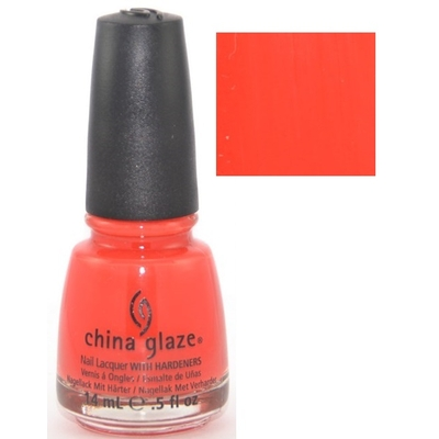 CHINA GLAZE - Vernis à Ongles Collection Kicks - OH HOW STREET IT IS