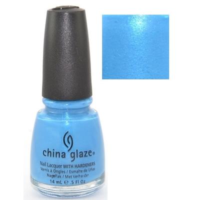 CHINA GLAZE - Vernis à Ongles Collection Kicks - SKY HIGH-TOP