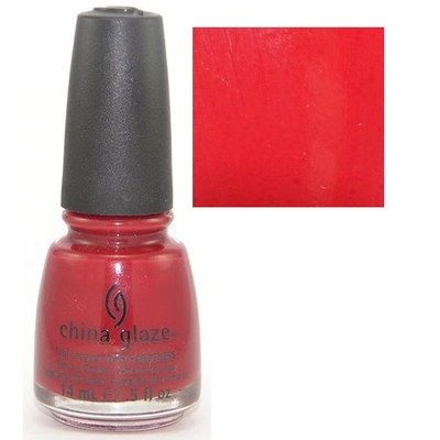 CHINA GLAZE - Vernis à Ongles Collection Let It Snow - WINTER BERRY