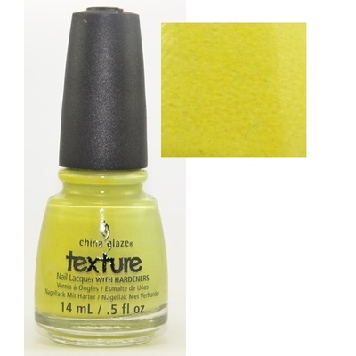 CHINA GLAZE - Vernis à Ongles Collection Texture - IN THE ROUGH