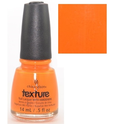 CHINA GLAZE - Vernis à Ongles Collection Texture - TOE-TALLY TEXTURED