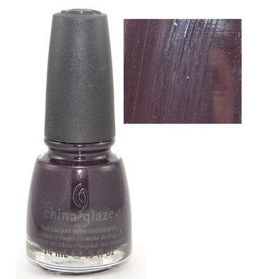 CHINA GLAZE - Vernis à Ongles Collection Haunting - CRIMSON