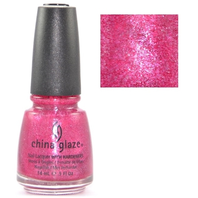CHINA GLAZE - Vernis à Ongles Collection Fight Like A Woman - ENDURANCE