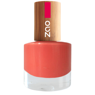 ZAO - Vernis à Ongles Collection Bora Bora - 656 CORAIL