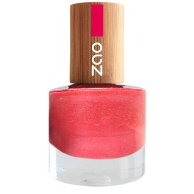 ZAO - Vernis à Ongles Collection Bora Bora - 657 ROSE FUCHSIA