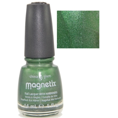 CHINA GLAZE - Vernis Ongles Magnétique Collection Magnetix 2 - CON-FUSED?