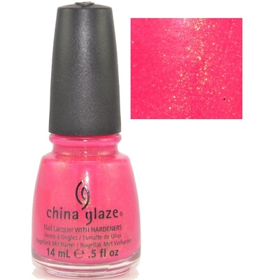 CHINA GLAZE - Vernis à Ongles Collection Summer Days - STRAWBERRY FIELDS