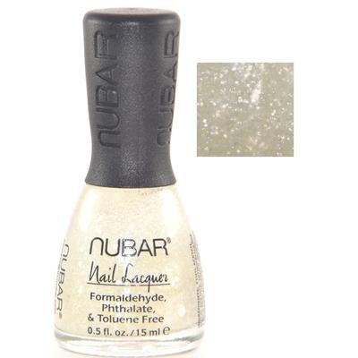 Nubar-Vernis à Ongles Polka Dots. White