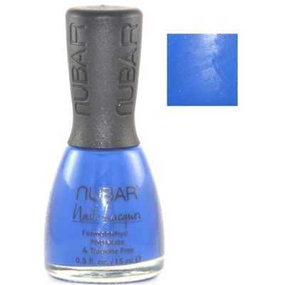 Nubar-Vernis à Ongles Jelly Beans. Blueberry