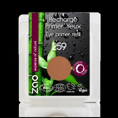ZAO MAKE UP - Fixateur Fards à Paupières - 259 PRIMER Recharge