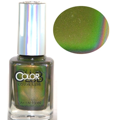 COLOR CLUB - Vernis Ongles Collection Oil Slick - DON'T KALE MY VIBE