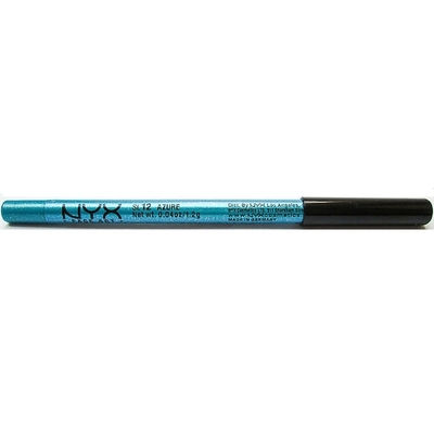 NYX COSMETICS - Crayon Yeux Slide On Pencil - 12 AZURE