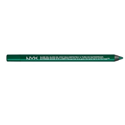 NYX COSMETICS - Crayon Yeux Slide On Pencil - 09 TROPICAL GREEN