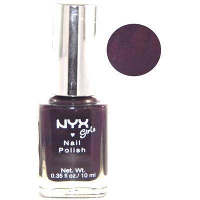 NYX - Vernis à Ongles Collection Girls Nail Polish - MOON WALK