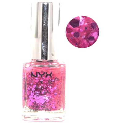 NYX - Vernis à Ongles Collection Girls Nail Polish - SUPER FUNK