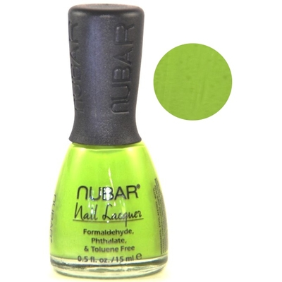 NUBAR - Vernis à Ongles Collection Simplicity Meets Elegance - CHARTREUSE