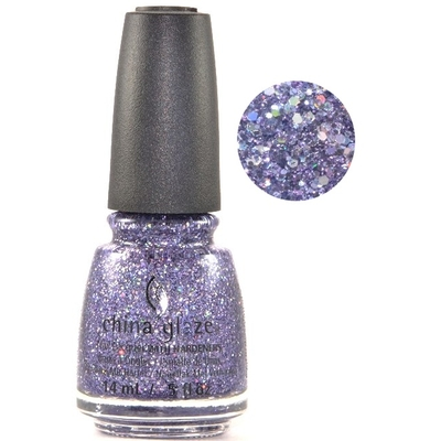 CHINA GLAZE - Vernis Ongles Collec Star Hopping - PICK ME UP PURPLE