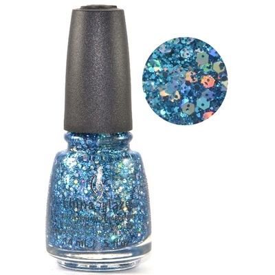 CHINA GLAZE - Vernis Ongles Collec Star Hopping - CAN YOU SEA ME ?