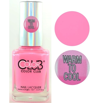 COLOR CLUB - Vernis Ongles Thermique Collec Heat Index - SUN-KISSED MISS