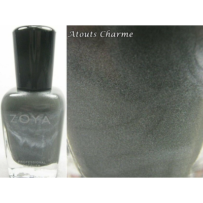 ZOYA - Vernis Ongles Collection Smoke & Mirrors - TAO