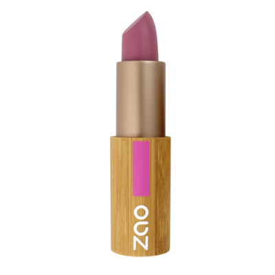 ZAO MAKE UP - Rouge à Lèvres Soft Touch - 431 ROSE VIOLINE