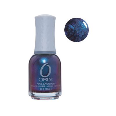 ORLY - Vernis Ongles Collec Dark Shadows - MYSTERIOUS CURSE