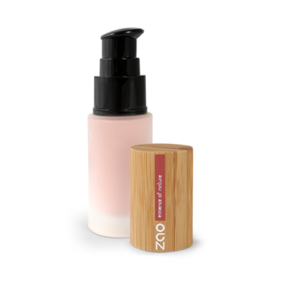 ZAO MAKE UP - Soie de Teint - 712 ROSE CLAIR