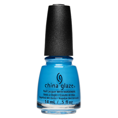 CHINA GLAZE - Vernis Ongles Collec Summer Reign - I TRULY AZURE YOU