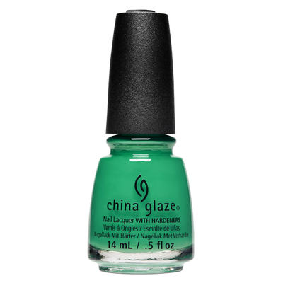 CHINA GLAZE - Vernis Ongles Collec Summer Reign - EMERALD BAE