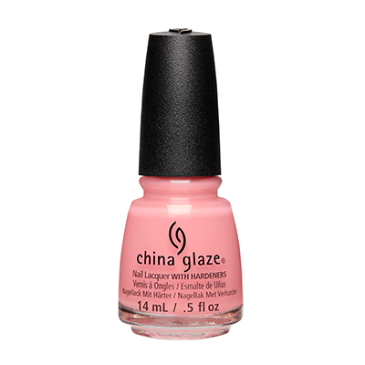 CHINA GLAZE - Vernis Ongles Collec Seas and Greetings - EAT, PINK, BE MERRY