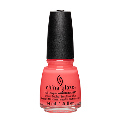 CHINA GLAZE - Vernis Ongles Collec Seas and Greetings - WARM WISHES
