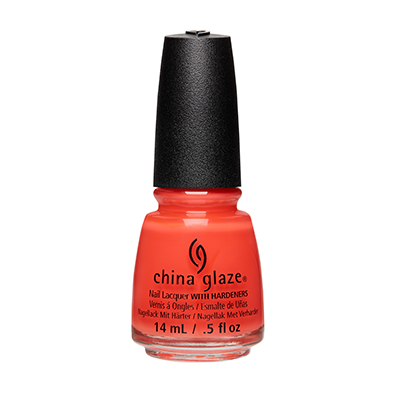 CHINA GLAZE - Vernis Ongles Collec Seas and Greetings - TIS THE SEA-SUN