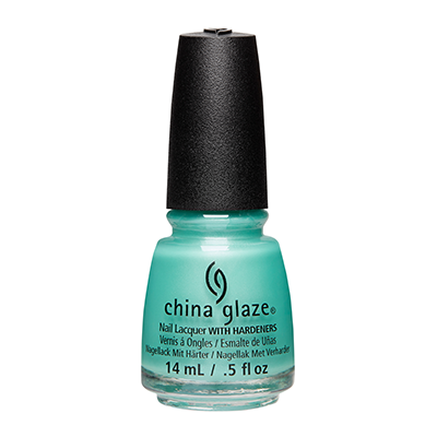 CHINA GLAZE - Vernis Ongles Collec Seas and Greetings - PARTRIDGE IN A PALM TREE