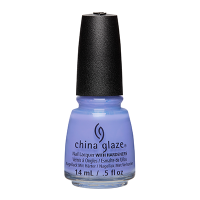 CHINA GLAZE - Vernis Ongles Collec Seas and Greetings - GOOD TIDE-INGS