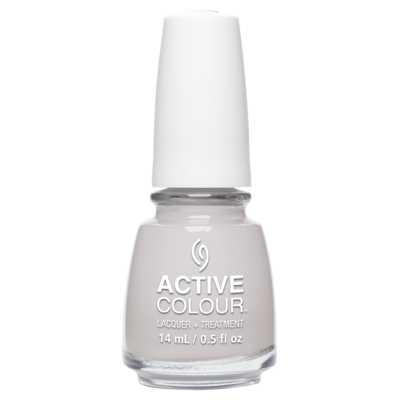 CHINA GLAZE - Vernis Ongles Collec Active Colour - SET IN GREYSTONE
