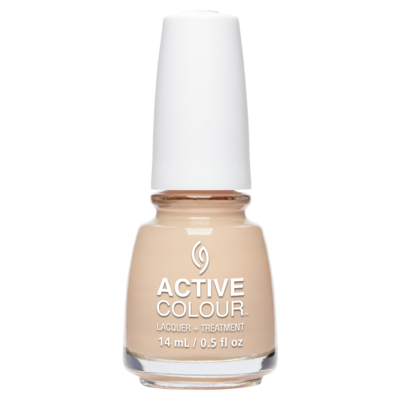 CHINA GLAZE - Vernis Ongles Collec Active Colour - A NUDE AWAKENING