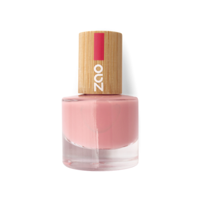 ZAO - Vernis à Ongles - 662 ROSE POUDRE