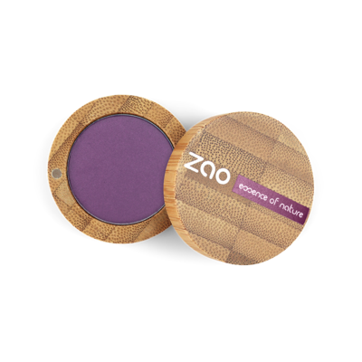 ZAO MAKE UP - Fard à Paupières Mat - 215 VIOLET POURPRE