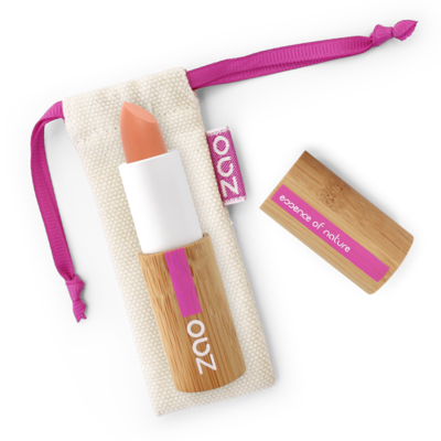 ZAO MAKE UP - Rouge à Lèvres Soft Touch - 432 PECHE