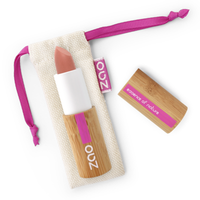 ZAO MAKE UP - Rouge à Lèvres Soft Touch - 433 NUDE SENSATION