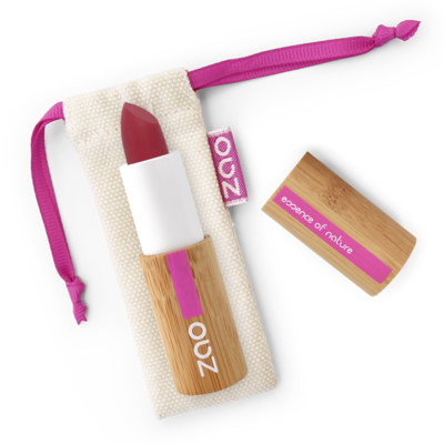ZAO MAKE UP - Rouge à Lèvres Soft Touch - 436 ROUGE POURPRE