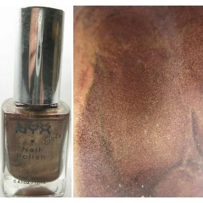 NYX - Vernis à Ongles Collection Girls Nail Polish - BRONZE GODDESS