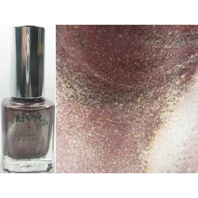 NYX - Vernis à Ongles Collection Girls Nail Polish - RED BEAN SLUSH