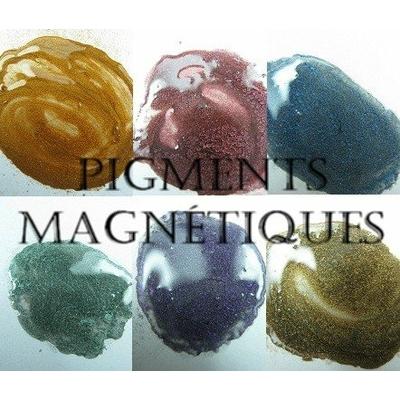 Pigments Magnétiques