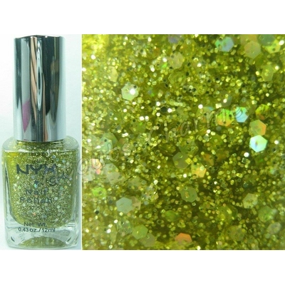 NYX - Vernis à Ongles Collection Girls Nail Polish - PRISMATIC GOLD